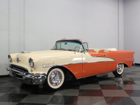 1955 Oldsmobile Ninety-Eight Starfire for sale