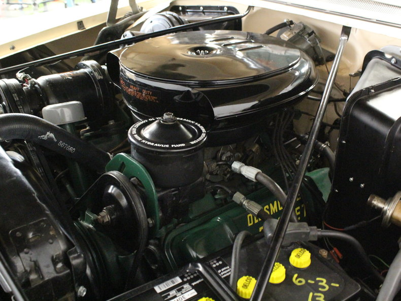1955 Oldsmobile Ninety-Eight Starfire