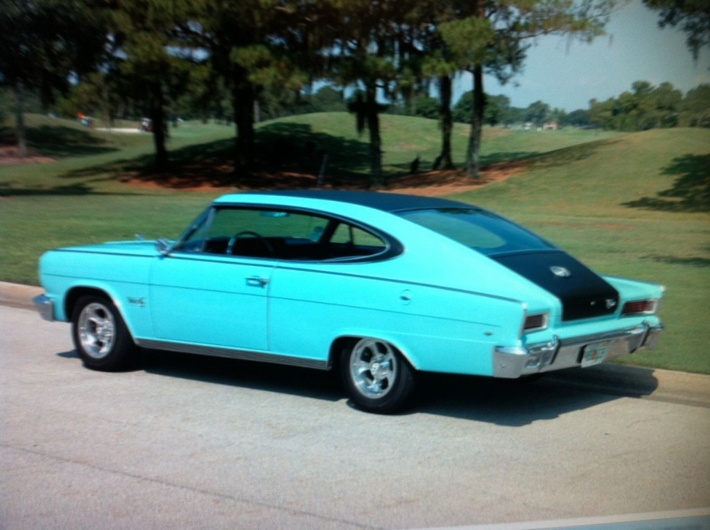 1966 Amc Marlin For Sale