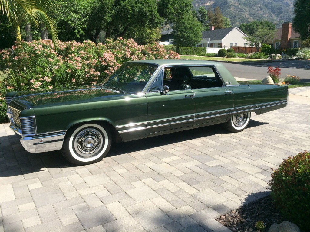 1968 Imperial Lebaron For Sale