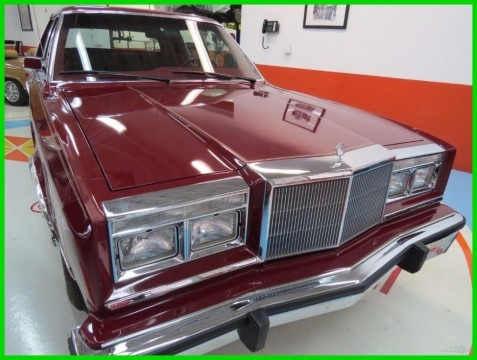 1984 Chrysler New Yorker for sale
