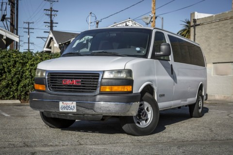 2003 GMC Savana for sale