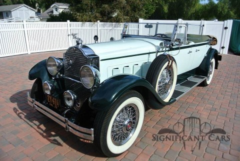 1929 Packard 645 Sport Phaeton for sale