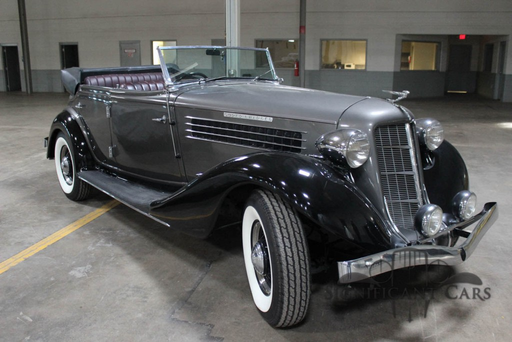 1936 Auburn 852 SC Phaeton For Sale