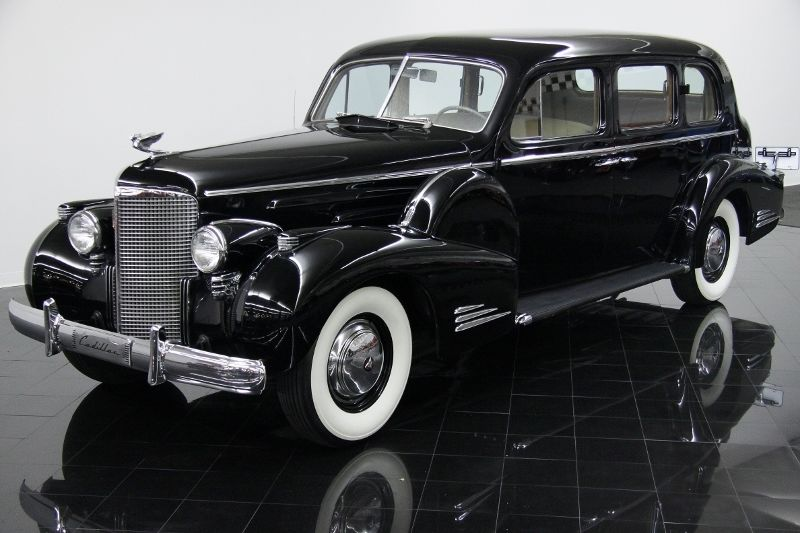 1938 Cadillac Fleetwood For Sale