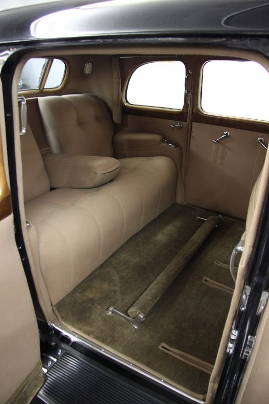 1938 Cadillac Fleetwood