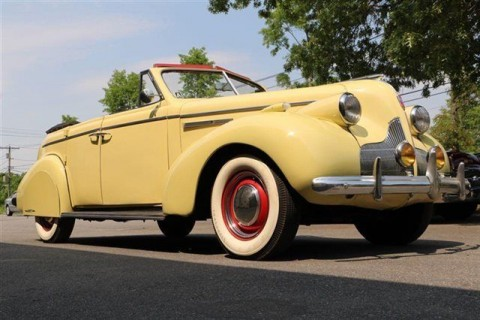 1939 Buick Phaeton Convertible for sale