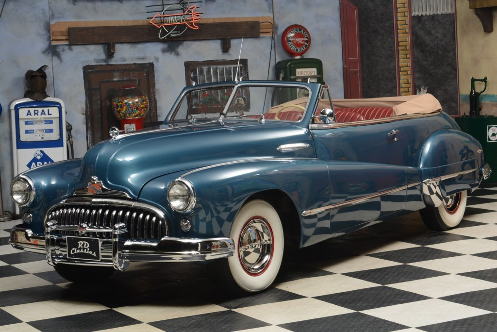 1947 Buick Super Convertible For Sale
