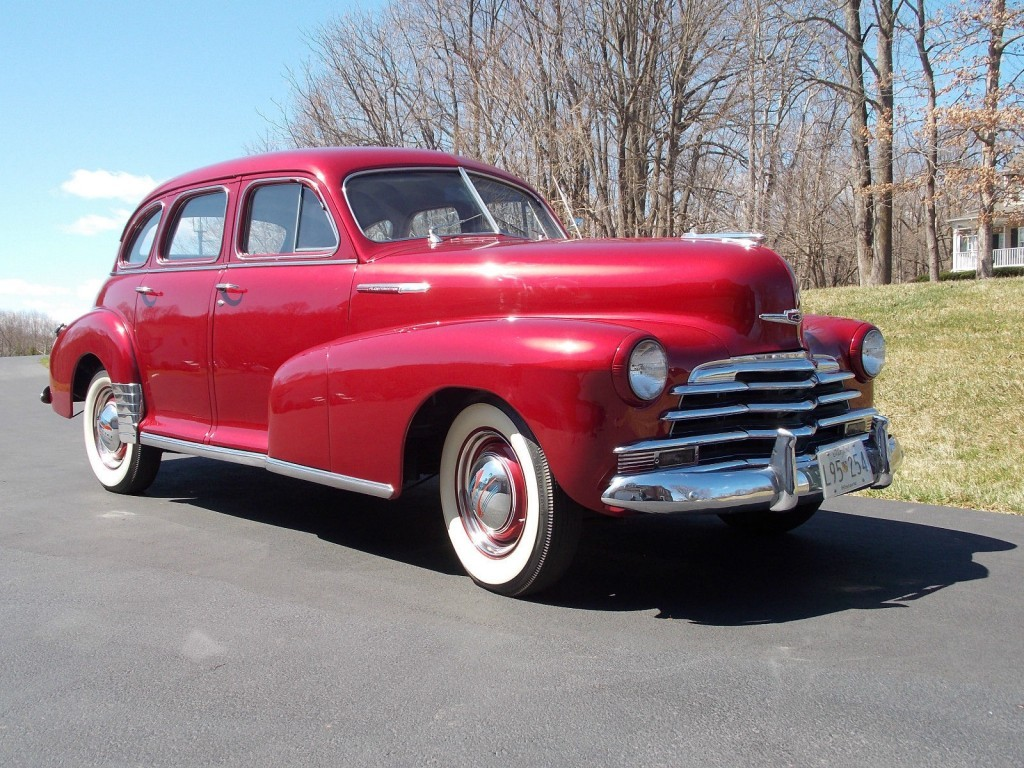 1947 Chevrolet Fleetmaster For Sale