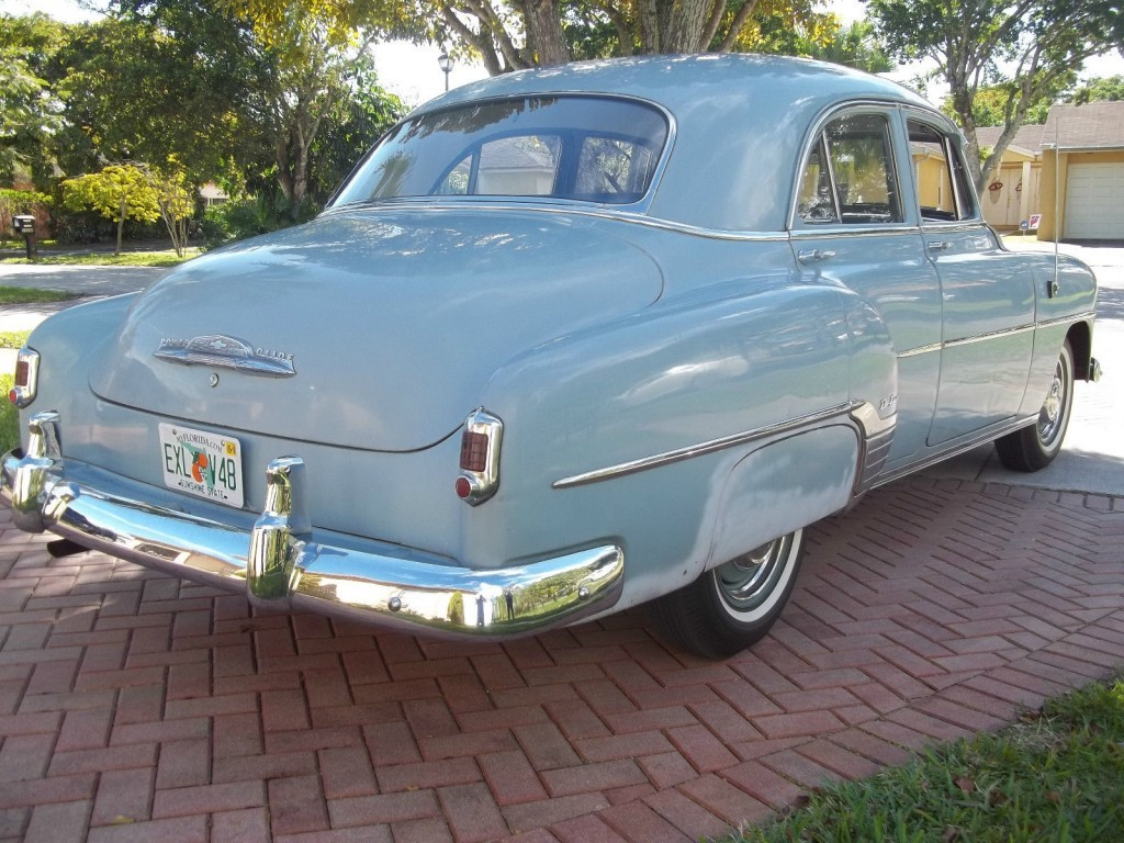 1970 Chevy Malibu >> 1952 Chevrolet Deluxe for sale