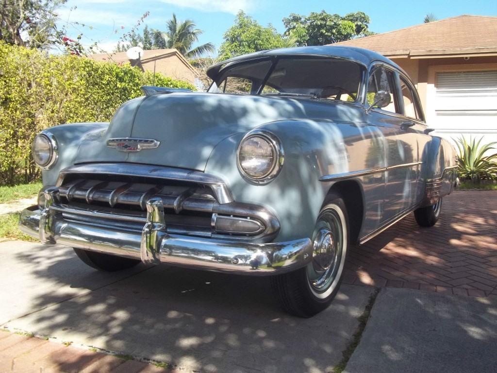 2005 Silverado For Sale >> 1952 Chevrolet Deluxe for sale
