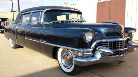 1955 Cadillac Fleetwood 75 Limousine for sale