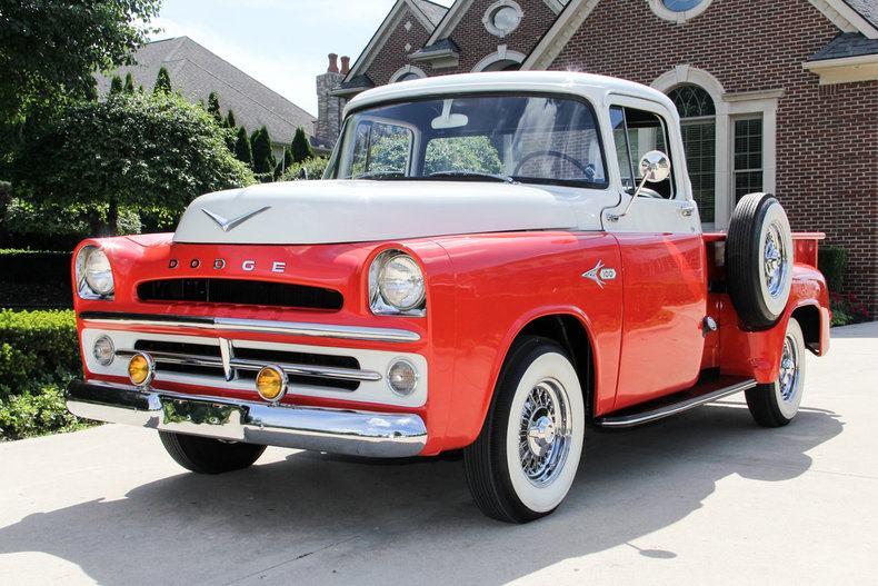2017 Dodge Dart >> 1957 Dodge D-100 for sale
