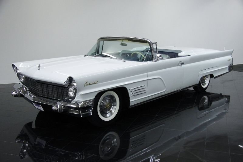 1960 Lincoln Continental Mark V For Sale