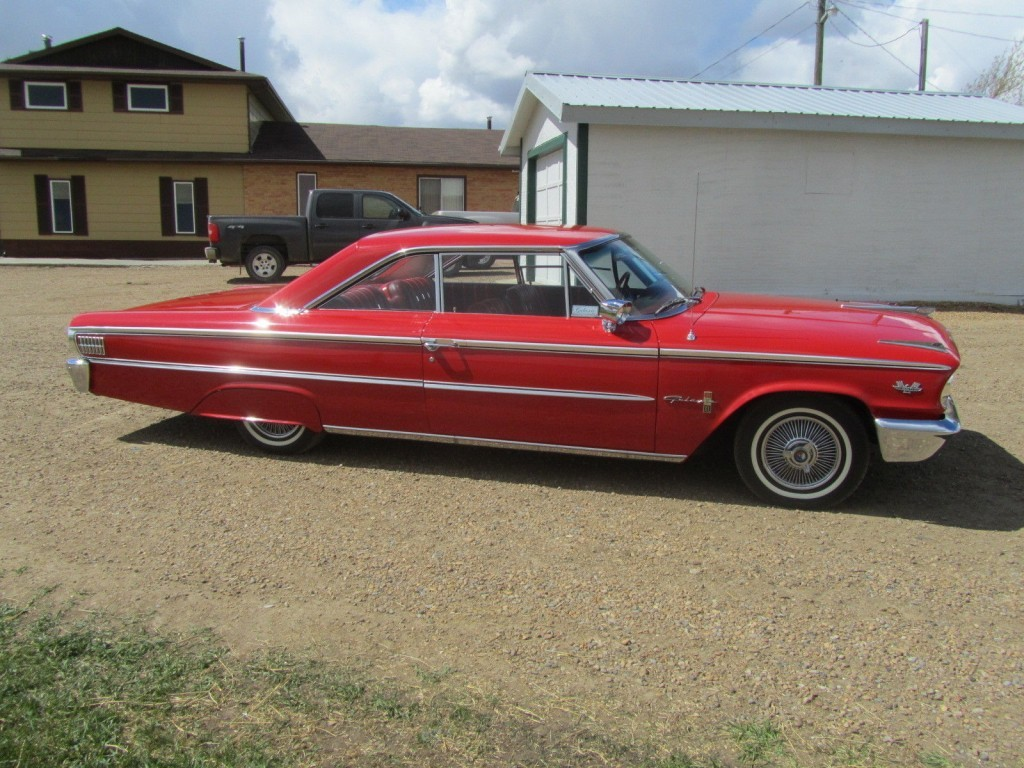 1963 Ford Galaxie XL