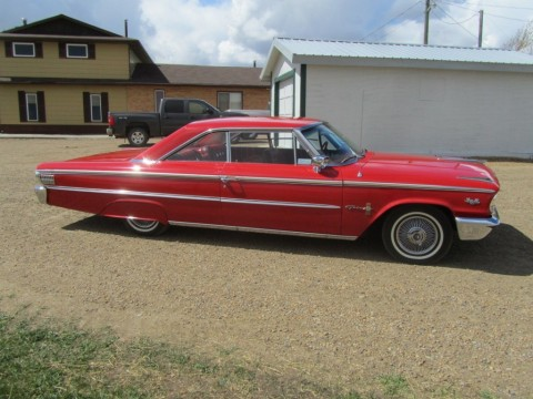 1963 Ford Galaxie XL for sale