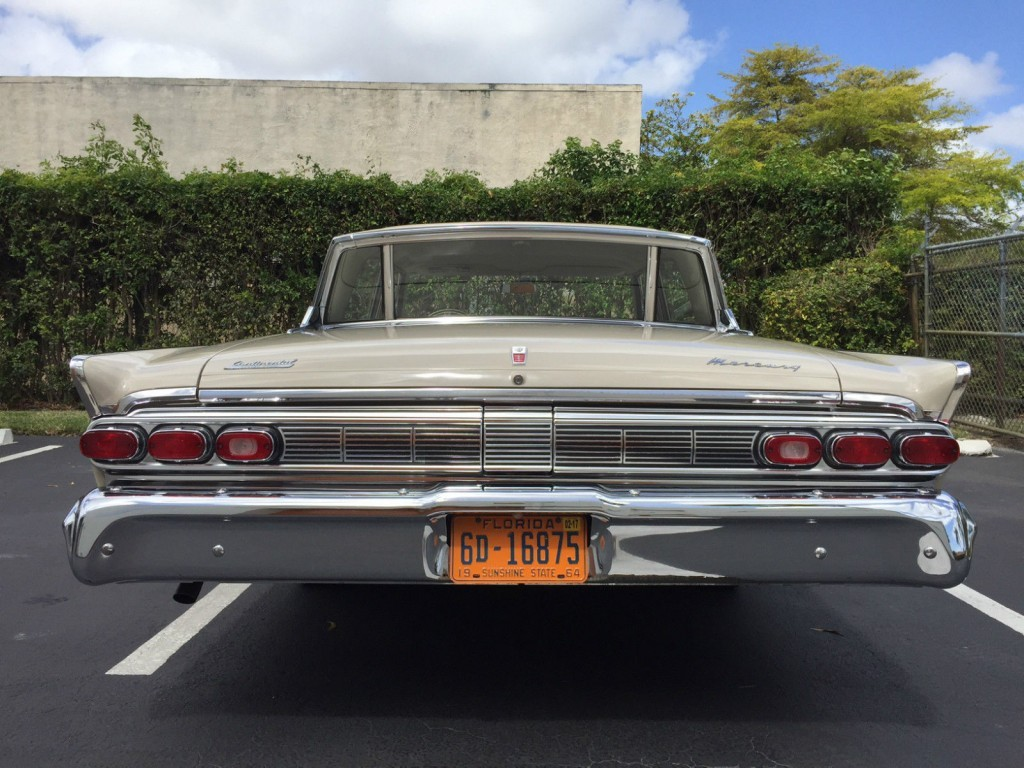 American Auto Sales: 1964 Mercury Monterey For Sale