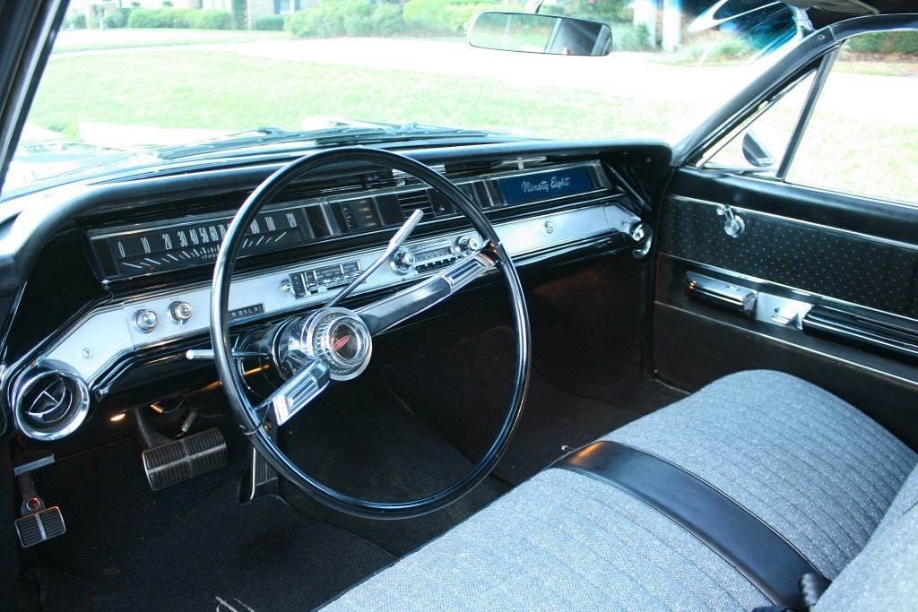 1964 Oldsmobile Ninety-Eight Coupe