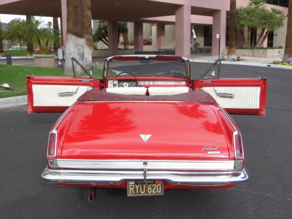 1964 Plymouth Valiant Convertible