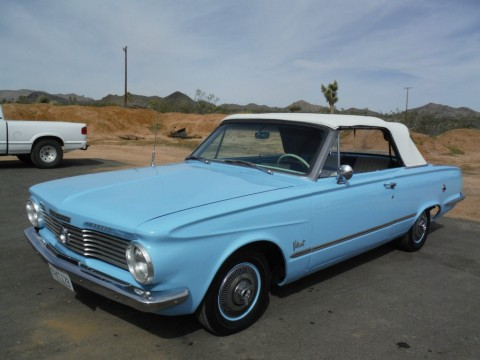 1964 Plymouth Valiant V200 Convertible for sale
