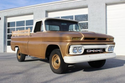1966 GMC 2500 for sale
