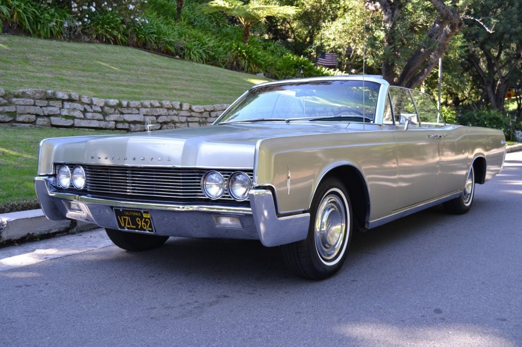 Lincoln Continental Convertible American Cars For Sale X