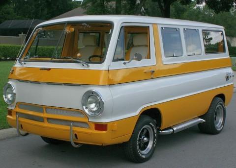 1969 Dodge A-100 Sportsman Van for sale