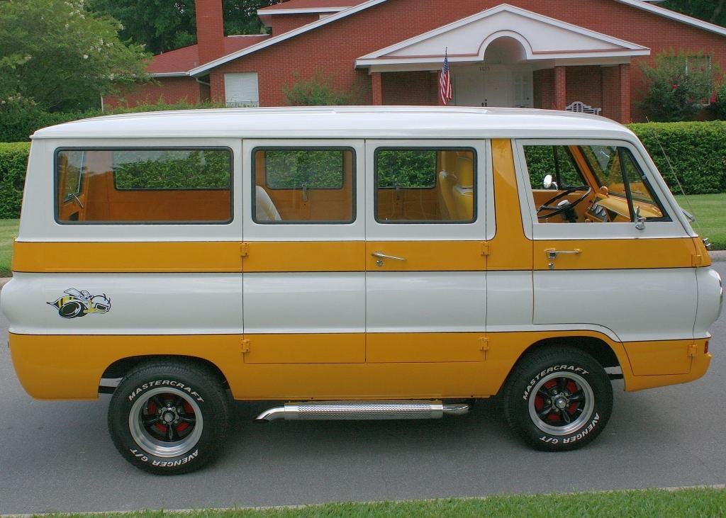 1969 dodge a 100 sportsman van for sale. Black Bedroom Furniture Sets. Home Design Ideas