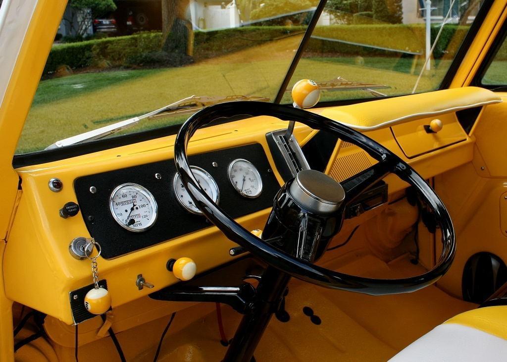 1969 Dodge A-100 Sportsman Van