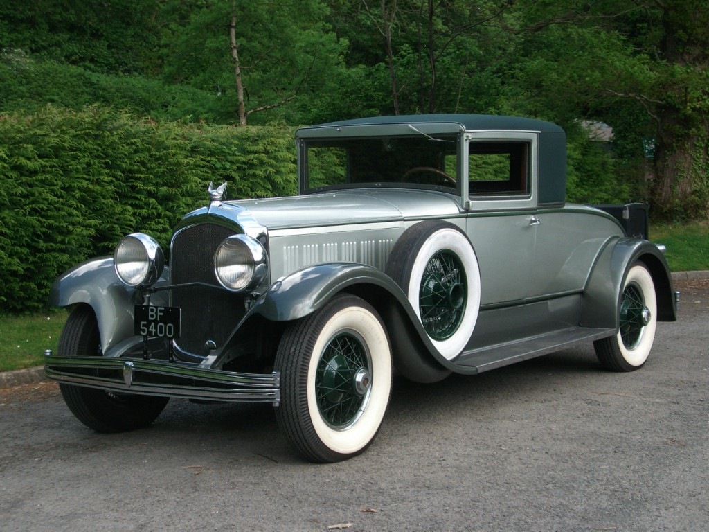 1928 Chrysler Imperial Lebaron L80 For Sale