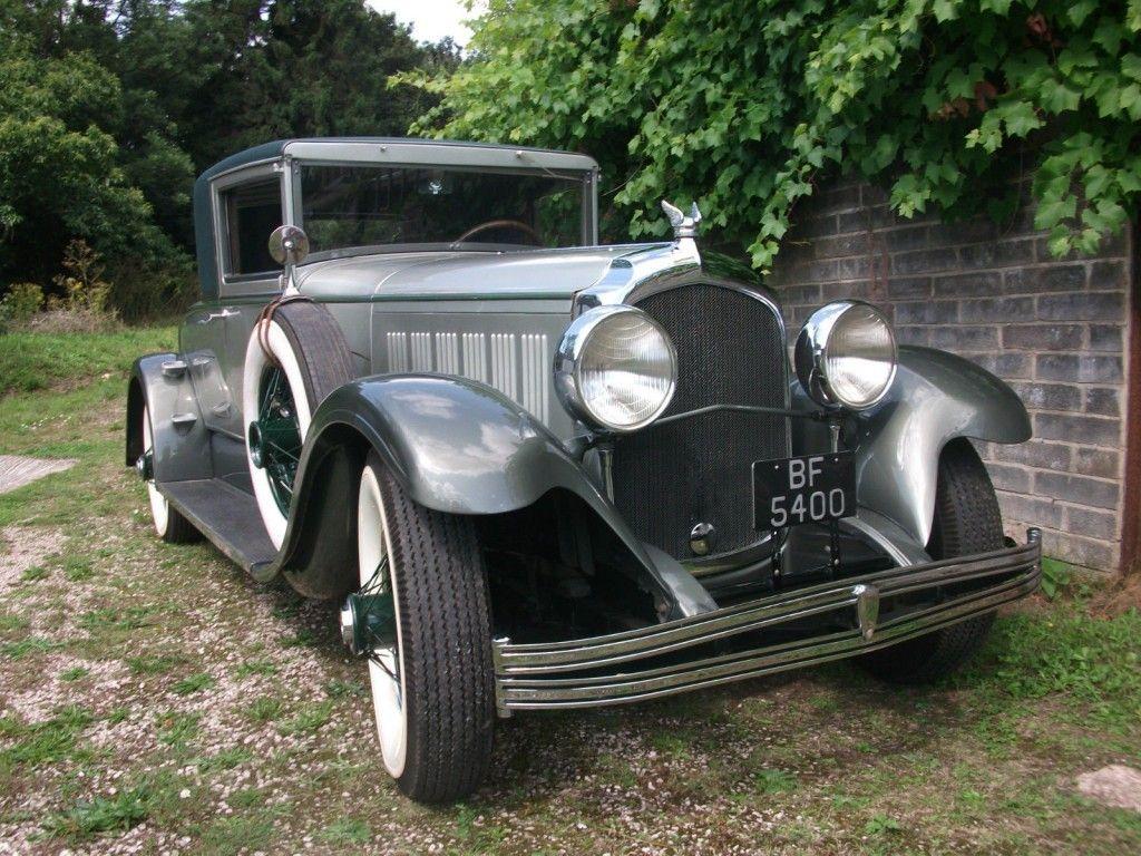 1928 Chrysler Imperial LeBaron L80