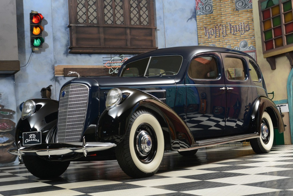 1937 Lincoln Model K For Sale