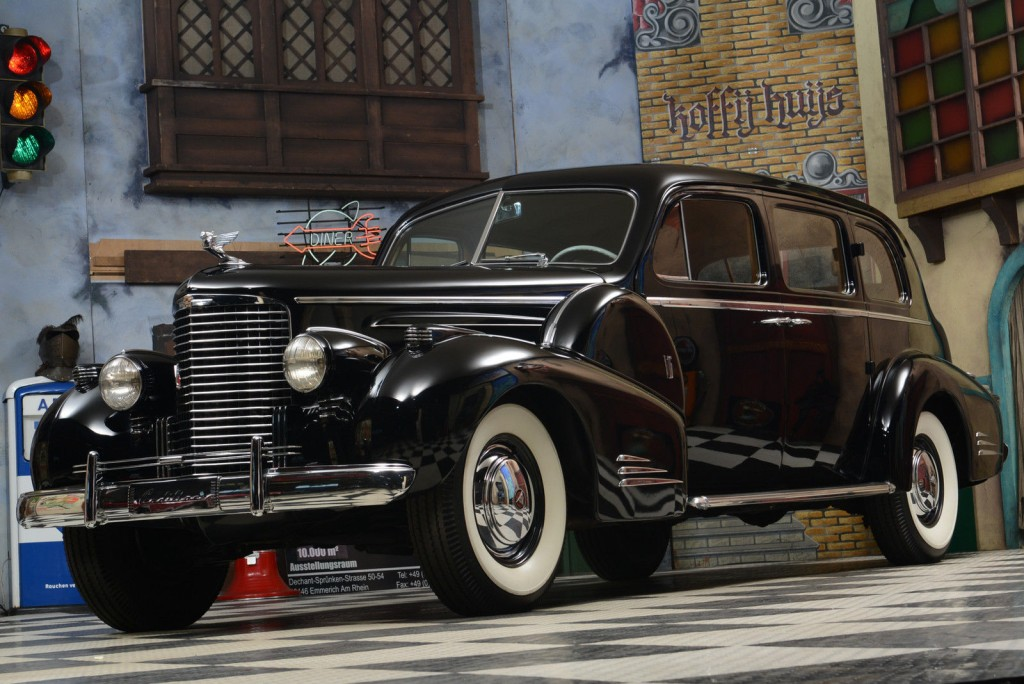 1939 Cadillac Series 90 for sale