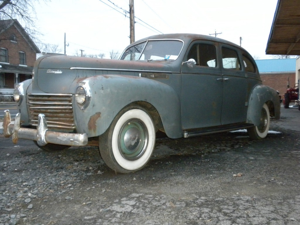 1940 Chrysler Royal For Sale