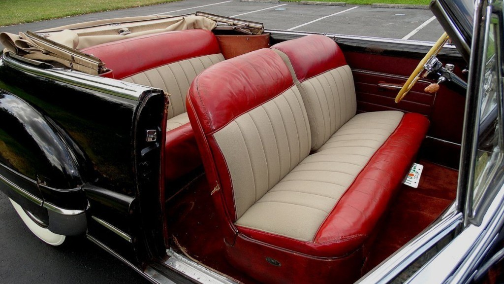 1947 Buick Super Eight Convertible