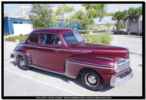 1947 Mercury Coupe for sale