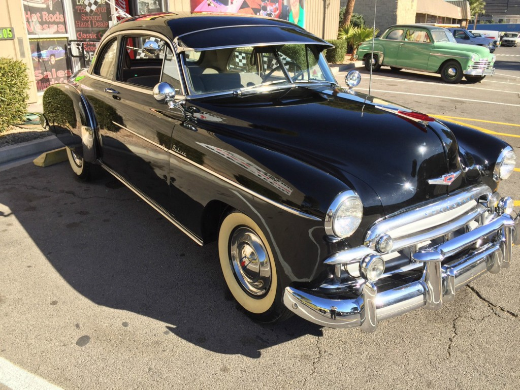 Chevrolet Styleline Deluxe American Cars For Sale X