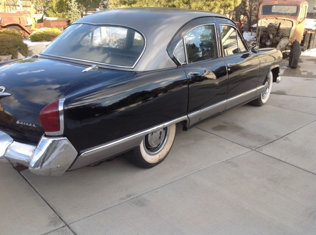 big three this car kaiser deluxe from 1952 you just have meet. Cars Review. Best American Auto & Cars Review