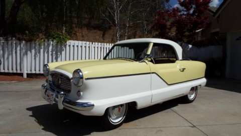 1958 Nash Metropolitan for sale