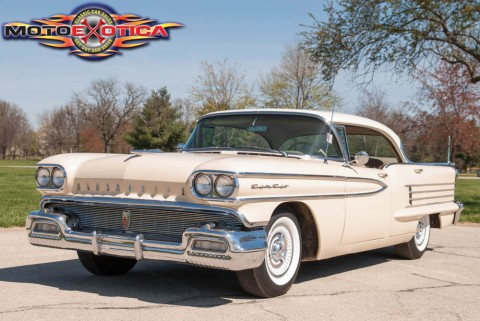 1958 Oldsmobile Eighty-Eight Holiday Sedan for sale