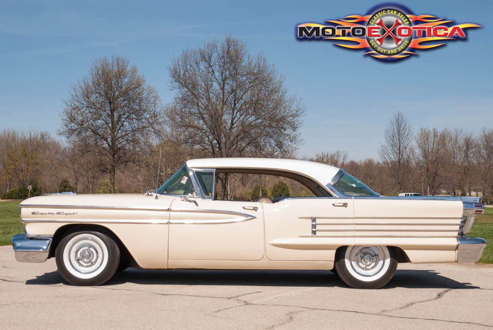 1958 Oldsmobile Eighty-Eight Holiday Sedan