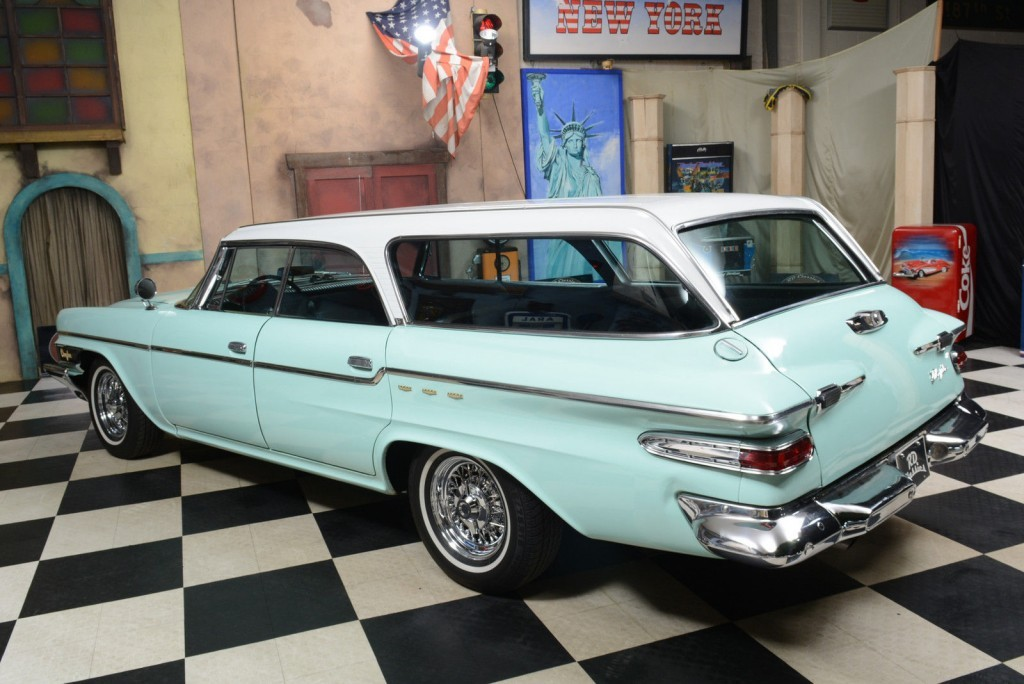1962 Chrysler Town & Country