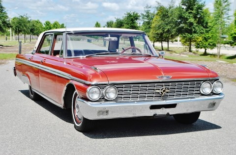1962 Ford Galaxie 500 for sale