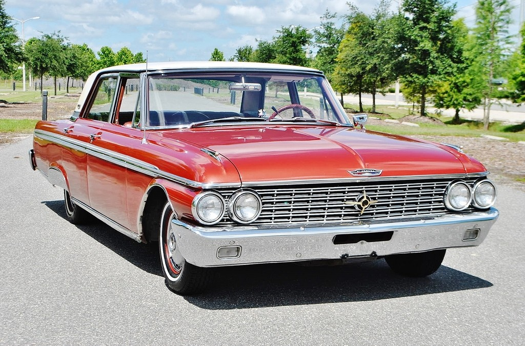 1962 ford galaxie 500 for sale. Black Bedroom Furniture Sets. Home Design Ideas