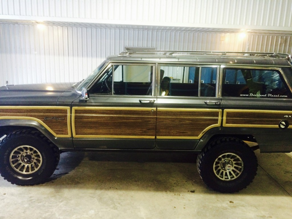 1989 jeep wagoneer for sale. Black Bedroom Furniture Sets. Home Design Ideas