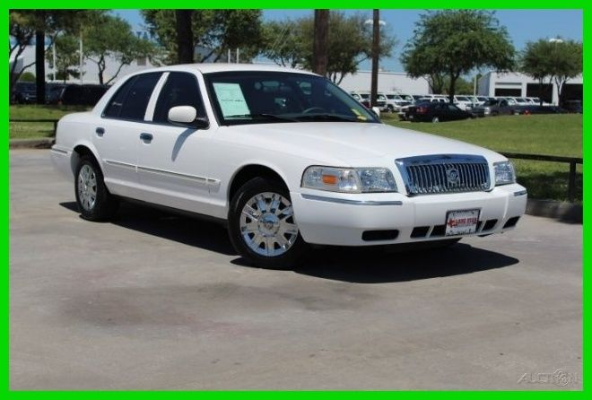 Mercury Grand Marquis Gs American Cars For Sale