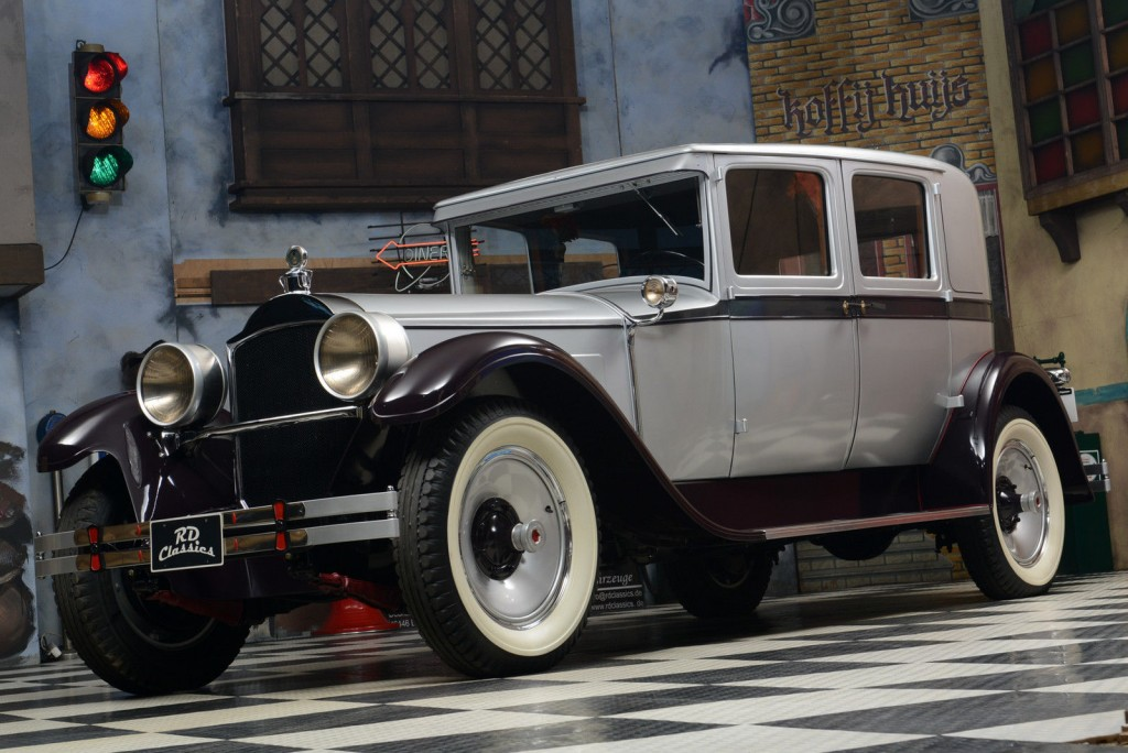 1928 packard 443 club sedan for sale