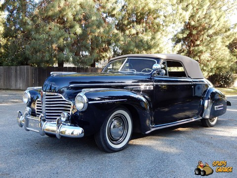 1941 Buick Super Eight Convertible for sale