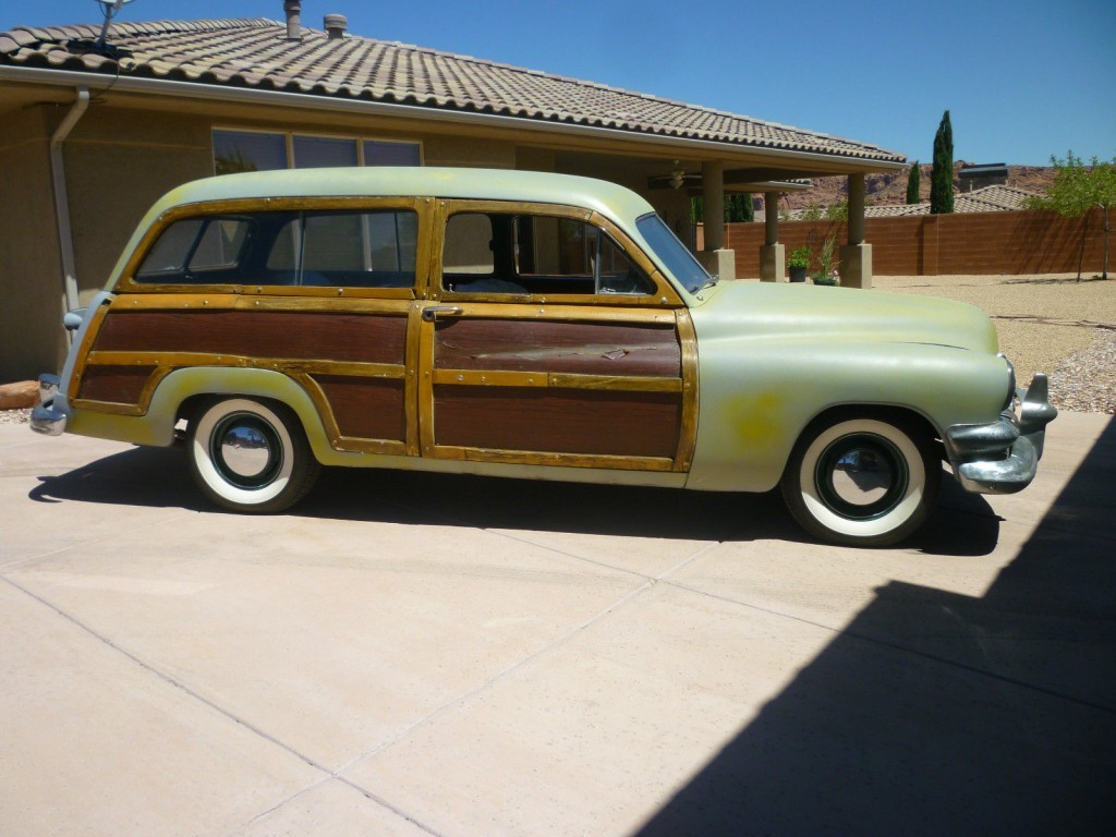 1951 Mercury Woodie