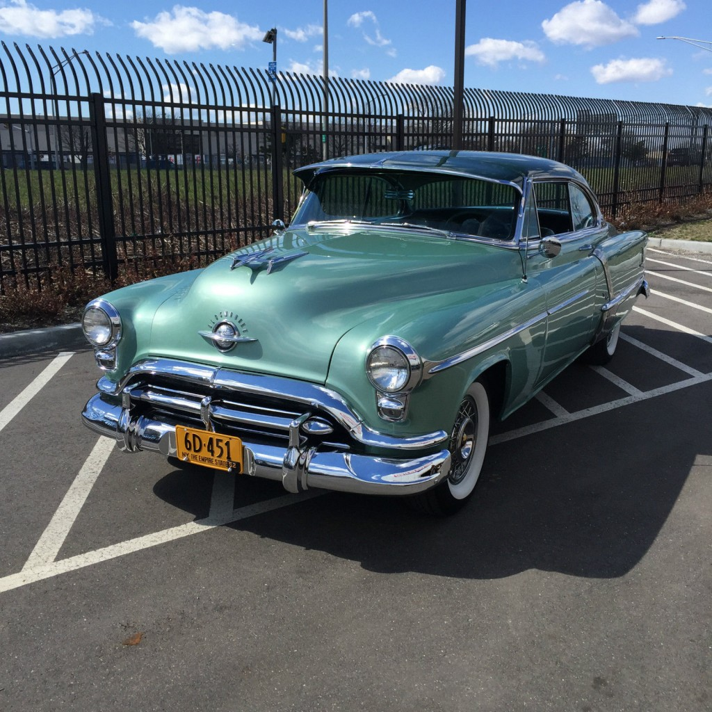 1952 Oldsmobile Ninety-Eight Coupe For Sale
